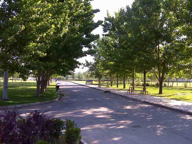 پارک قلاتوک