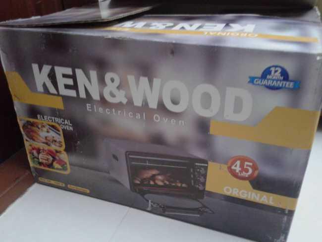 فروش فر ken&wood