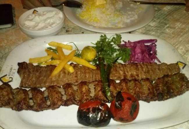 رستوران ایرانیان