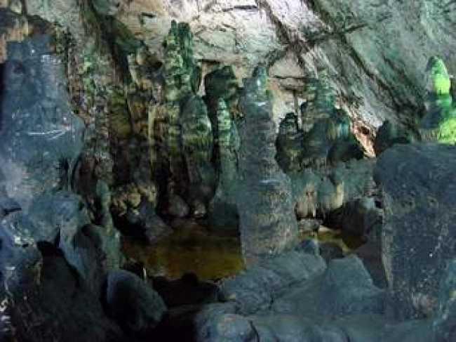 غار کهریز