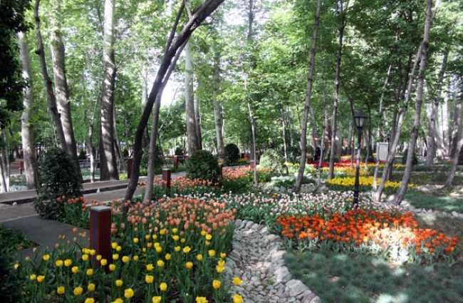 بوستان جهان دیدگان